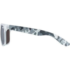 UVEX Sportstyle 511 Glasses Kids, white transparent/litemirror silver